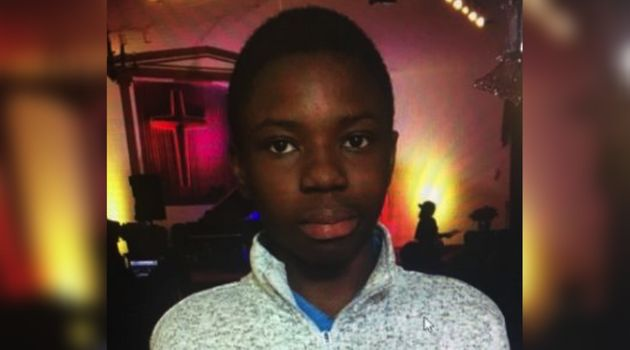 Shammah Jolayemi, 14, is seen here in a photo provided by Toronto police. Anyone who sees this teen is urged to immediately call 911.