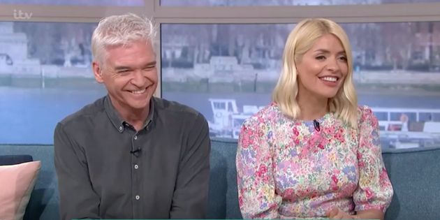 Phillip Schofield andHolly Willoughby grill the prime minister over whether he will change
