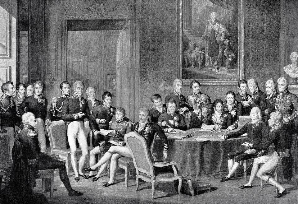«Το Συνέδριο της Βιέννης»,...