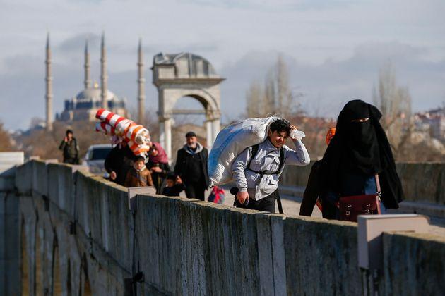 Προσφυγικό: 35.000 άτομα έχουν προσπαθήσει να μπουν παράνομα στη Ελλάδα από το