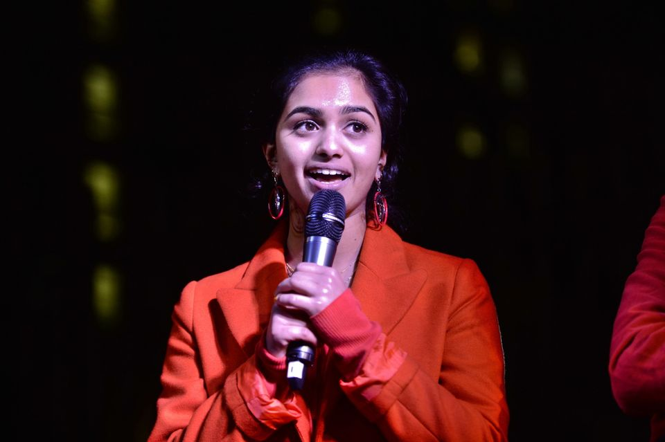 Amika George: 'It's key to normalise the conversation around