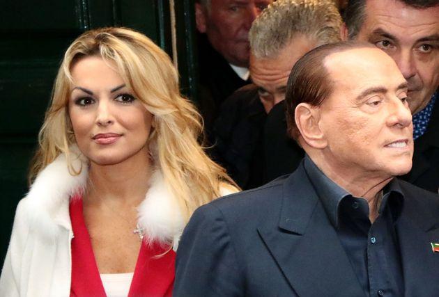 Francesca Pascale était la compagne de Silvio Berlusconi depuis une douzaine