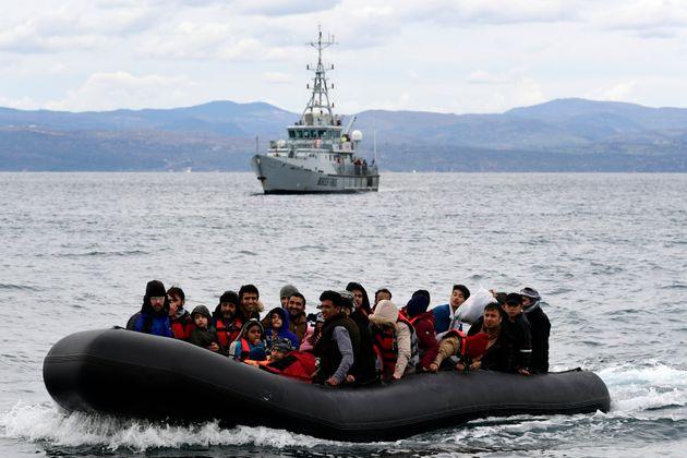 Επιχείρηση της Frontex σε Έβρο και Αιγαίο από