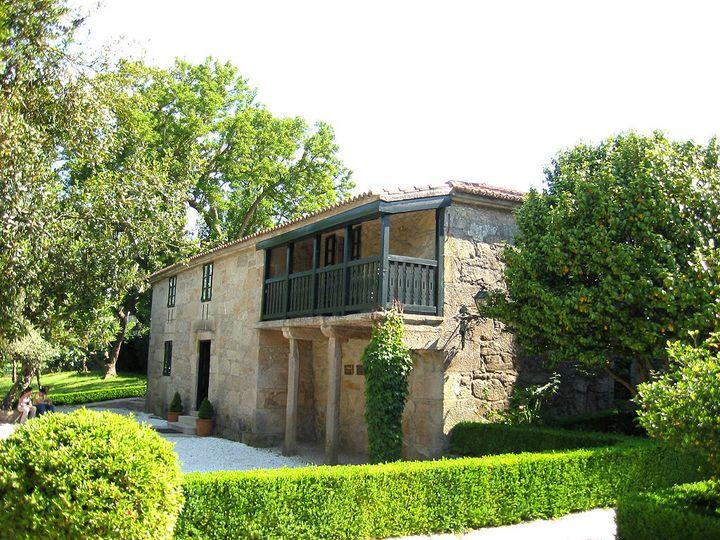 La Casa Museo de Rosalía de Castro en Padrón