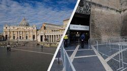 Quaresima in quarantena. Il Covid-19 stravolge anche il Vaticano