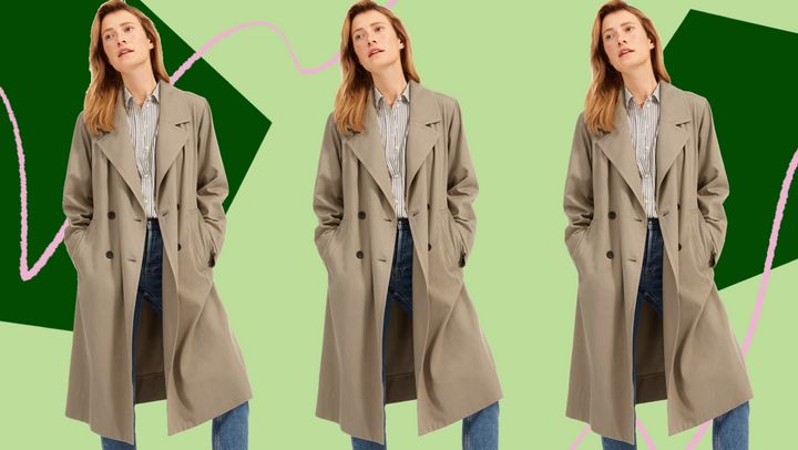 This trench is as classic as it gets.