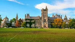 Top Canadian Universities Slip In Global