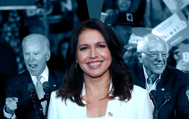 Qui est Tulsi Gabbard, dernière femme des primaires démocrates loin derrière Joe Biden et Bernie