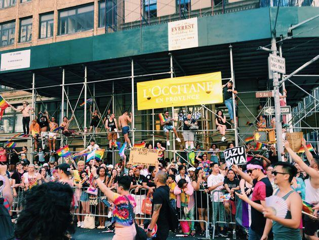 ニューヨークで2019年に開催された『WorldPride NYC