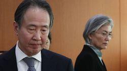 강경화 장관이 '입국제한' 관련 日대사를 직접