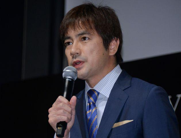 羽鳥慎一さん(2014年撮影)