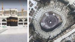 La Mecca deserta. Attorno alla Kaaba non gira