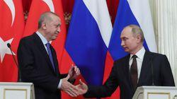 «Μπαμπούσκα» Ερντογάν – Τι σημαίνει η συμφωνία με Πούτιν στη