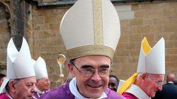 Le pape accepte la démission du cardinal
