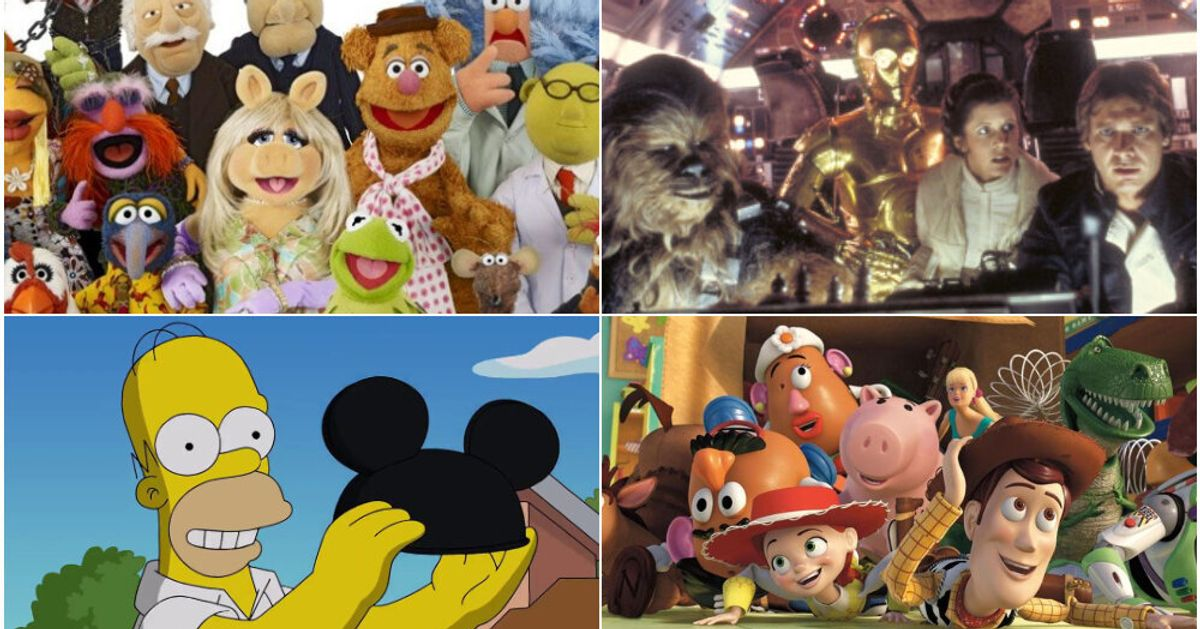 Disney The Full List Of Films And Shows Available On The All New Streaming Service Huffpost Uk