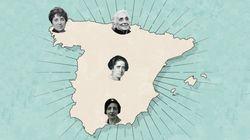 Seis viajes para conocer a seis mujeres