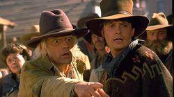 Nostalgia: Evento reúne Michael J. Fox e Christopher Lloyd 30 anos depois de 'De Volta para o Futuro