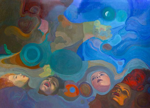 Fine art painting by Fernando Alvarez