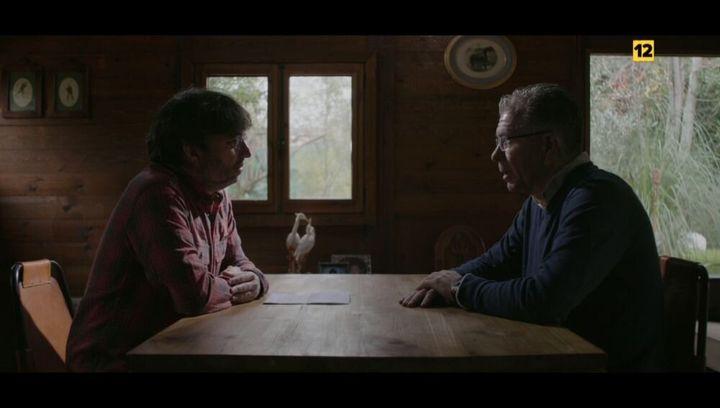 Jordi Évole entrevista a Francisco Granados.