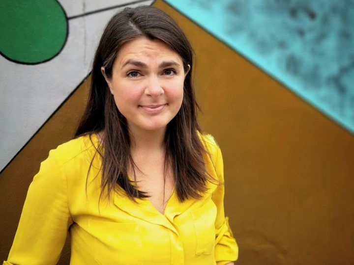 Joeli Brearley, founder and director of Pregnant Then Screwed