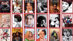 Pour le 8 mars, le «TIME» publie 100 couvertures de