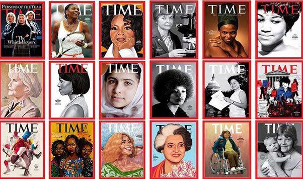De 1920 à aujourd'hui, les équipes du TIME ont choisi les femmes les plus influentes.