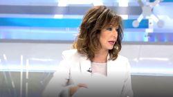 Ana Rosa Quintana se va en plena emisión de su programa: