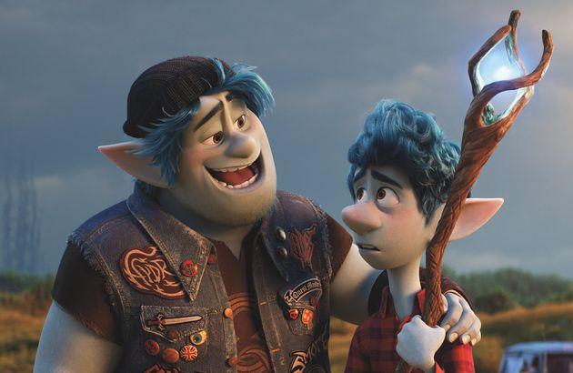 «En avant»: un Pixar étonnamment plus touchant que