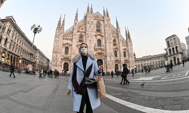 En Italie, le coronavirus a fait 49 morts en 24 heures (Image d'illustration le 24 février à