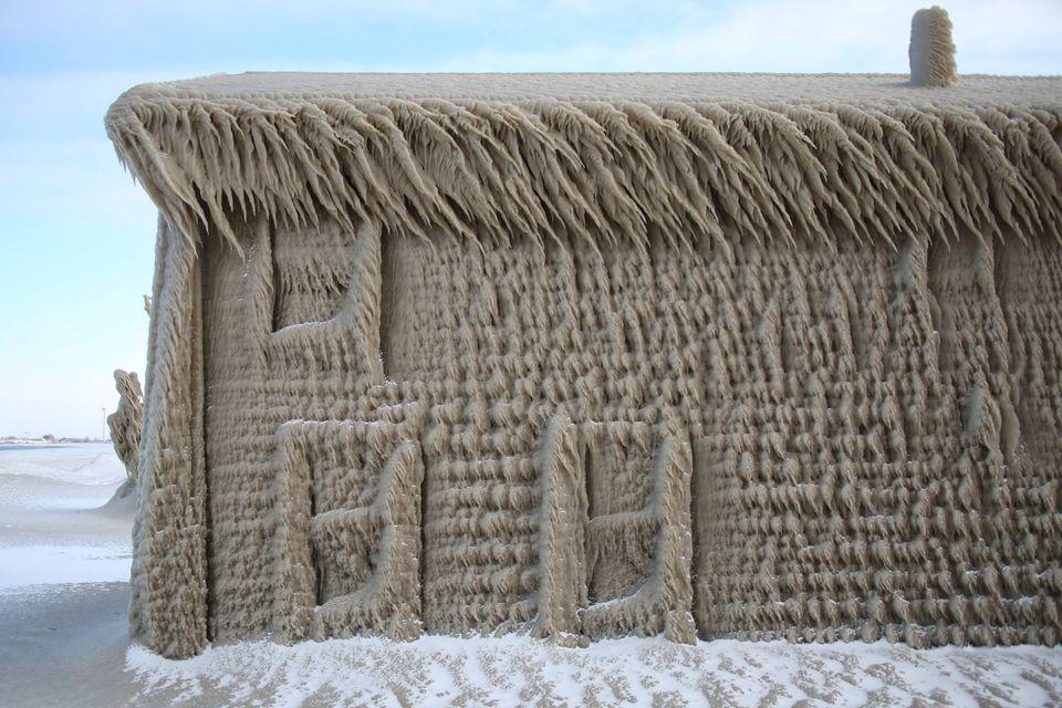 Ένα σπίτι στην Παραλία Χούβερ,...