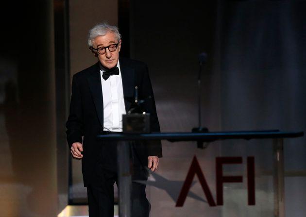 Woody Allen, ici en août 2017 à Los Angeles, ne verra pas ses mémoires publiées...