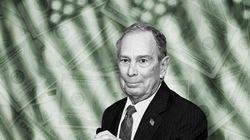 Bloomberg n'est plus candidat à la présidentielle, mais ses milliards font trembler les