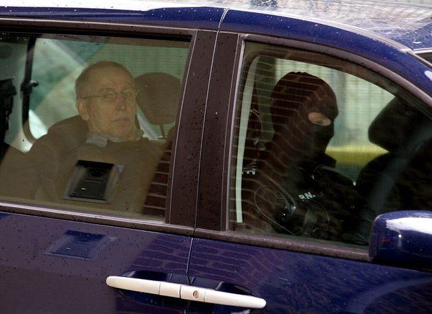 Michel Fourniret (ici en mai 2008) aurait avoué le meurtre d'Estelle