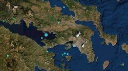 Σεισμός 3,9 Ρίχτερ κοντά στην