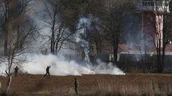 Νέες εντάσεις στον Έβρο, με ρίψεις χημικών κατά των ελληνικών δυνάμεων από την