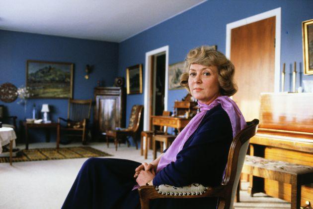 1980年、アイスランドだけでなく世界で初めて民主的な選挙で女性大統領となったヴィグディス・フィンボガドッティル氏