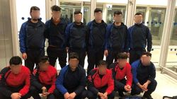 Σύλληψη 12 αλλοδαπών στο «Ελ. Βενιζέλος»: Πήγαν να βγουν από τη χώρα προσποιούμενοι ομάδα