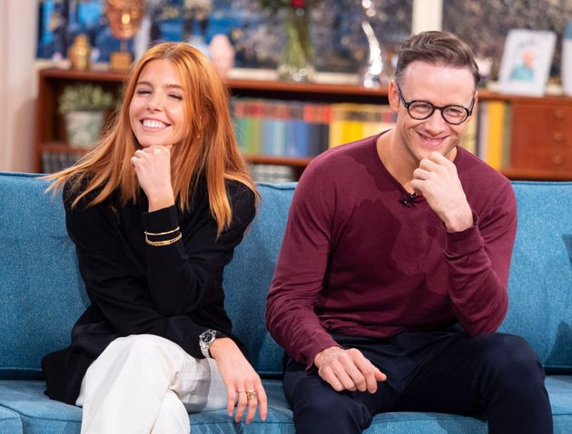 Stacey Dooley and Kevin