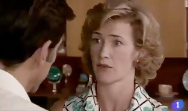 Ana Duato en 'Cuéntame'