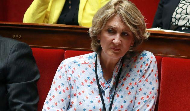 La députée LREM Élisabeth Toutut-Picard (ici à l'Assemblée le 2 août...
