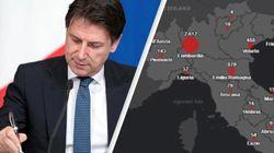 Come Wuhan. 16 milioni di italiani in zona