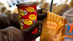 Tim Hortons Pulls Back Roll Up The Rim Cups Amid