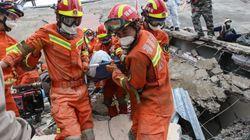 Κίνα: Δέκα νεκροί από την κατάρρευση ξενοδοχείου που χρησιμοποιούνταν για