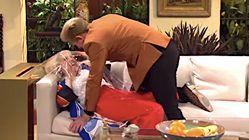 'Saturday Night Live' Mocks Romance In The Age Of Coronavirus In Soap Opera