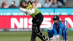 Australia Post 184/4 Against India In Women's T20 World Cup