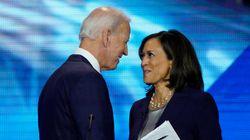 Kamala Harris Endorses Joe Biden For 2020 Democratic Presidential