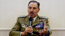 Il capo di Stato maggiore dell'esercito positivo al