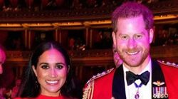Every Photo You Need To See From Meghan And Harry's Magical Night