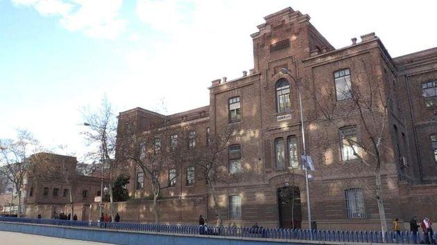 Fachada de la residencia de La Paz, una de las más afectada por el