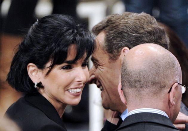 Rachida Dati contrainte de revoir la taille de son meeting des municipales avec Nicolas Sarkozy (photo...